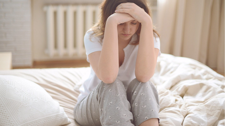 Kopfschmerzen bei Teenagern