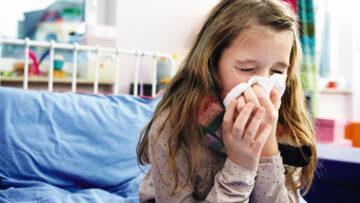 Ständig erkältet! Was ist bei Kindern noch normal?